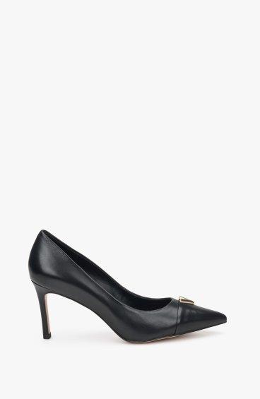 Туфли чёрные Estro ER00108161
