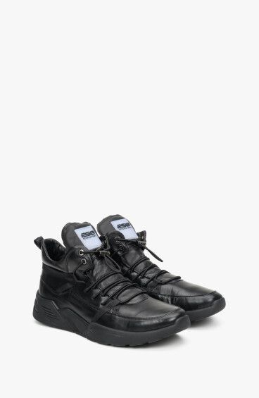 Ботинки черные ES 8 ER00108659