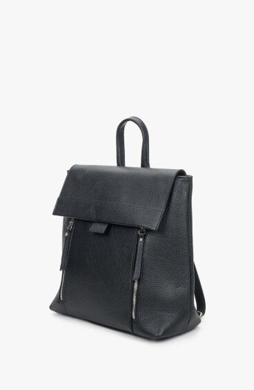 Рюкзак женский черный Estro ER00110026