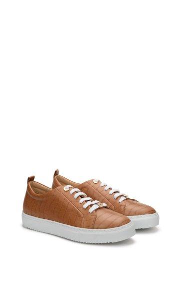Кеды коричневые Estro ER00107234