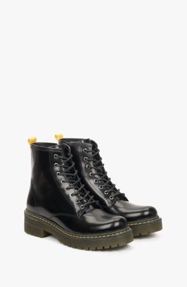 Ботинки черные Estro ER00108943