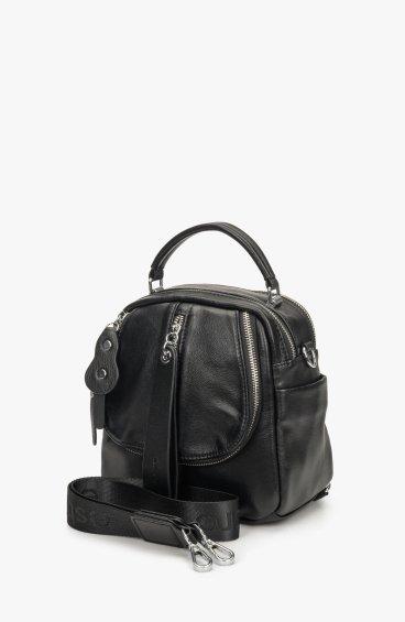 Рюкзак жіночий чорний Estro ER00108648