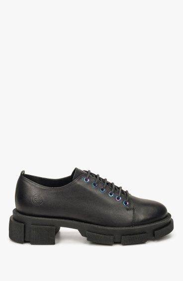 Ботинки черные Estro ER00108935