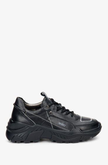 Кросівки чорні Estro ER00108317