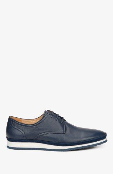 Туфли тёмно-синие Estro ER00107291