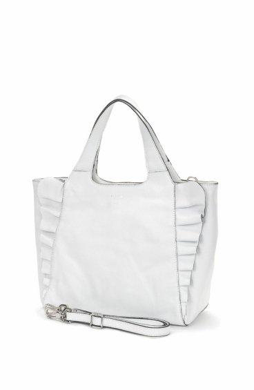 Сумка-шоппер Arcadia белая ER00102505